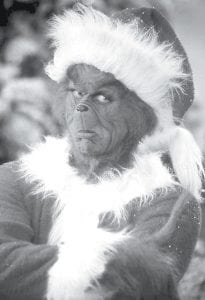 The Grinch: Depressed? Experts say yes.
