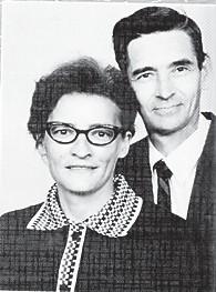 JOYE & DONALD CASSIDY