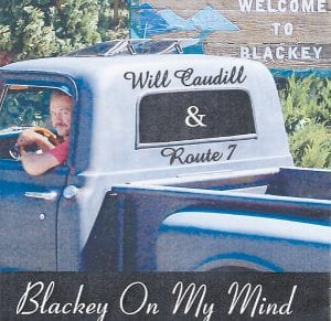 """The cover of """"Blackey on My Mind"""" is seen in this photo."""