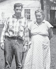 MARLOWE RESIDENTS — The late Lettie and Woodrow Miller lived in Marlowe.