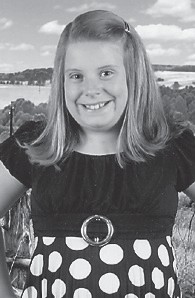 BIRTHDAY GIRL — Chloe Rebecca Collins will be 11 years old March 1. She is the daughter of Zetta and Rodney Collins of Wise, Va., and the granddaughter of Wanda and Jessie Collins of Craft's Colly, and Mona and Freddy Elkins of Wise, Va.