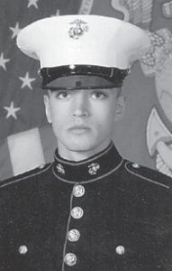 Eric Sexton, 18, of Greenville, S.C., began Marine bootcamp on Dec. 6 and was graduated March 4. According to family members, Sexton had known for a few years that he wanted be a Marine. He earned the title of expert rifleman and scored highest on the physical fitness test. Attending his graduation were his mother, Seldon Baker, formerly of Millstone; aunt and uncle, Nanetta and Mike Dingus of Neon; girlfriend, Katelynn Pitts, and her mother, Dorothy Kohl; and cousins, Mike Dingus and Jackson Day of Jenkins. His mother said this was a very proud moment in her life as a parent and she would not have missed this for the world.