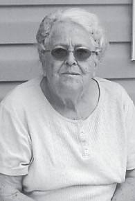 Eva Cook of Dry Fork, celebrated her 90th birthday at her home on March 20 with a surprise birthday party given by her family. She still enjoys working in her garden, canning, fishing and quilting. She is the mother of Hilda Sexton of Isom, Daniel Cook of Dry Fork, Joyce Cook of Tennessee, and the late Donald Cook.