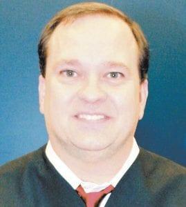 Harlan Circuit Judge Russell Alred