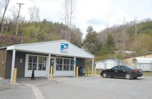 WHERE ROBBERY WAS ATTEMPTED — The Mayking Post Office also serves the communities of Thornton and Millstone. (Eagle photo)