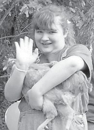 — Martha West turned 14 on April 26. She is the daughter of Ben and Sonja West, and has a brother and a sister, Stephen and Annie. Her grandparents are Joy Watts and the late Green Watts, the late Anna Lorene Collier West, the late George Gordon West, the late Mary Newsome Collier and the late Benjamin Arnold Collier.