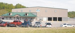 Ferus is located on seven acres of land in the Gateway Industrial Park near Jenkins. The company is investing $32 million to build a liquid nitrogen plant at the industrial park.