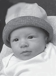 Laykin Conner Arroz was born March 3 in Myrtle Beach, S.C. His parents are Dana Patterson Tackett and Keith Arroz. He is the grandson of Kaye and Eric Patterson of Whitesburg, and Dr. Vincent and Shirley Arroz of Mayking. His great-grandmother is Geraldine Collier of Fleming, and he has an older brother, Dylan Tackett.