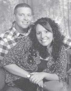 — Kesha Caudill, daughter of Eddie and Mary Caudill of Whitesburg, and Christopher James, son of Ronald and Janey James of Dickson, Tenn., will be married at 5:30 p.m., May 21, at the Graham Memorial Presbyterian Church in Whitesburg. A reception will follow at Highland Winery. The couple will reside in Whitesburg. The custom of an open wedding will be observed.