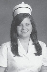 Chelsea Dannielle Fields was graduated from the nursing program at Pikeville College on May 21. She is the daughter of Jeff Fields and Charlotte Fields of Whitesburg. Her grandparents are Orell and Laura Fields of Cowan, and George and Katrina Tilley of McRoberts. She is a 2008 graduate of Letcher County Central High School.