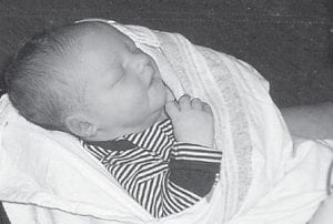 Eli Henry Brown was born June 10. His parents are Amanda and Jason Brown. His grandparents are Randy and Eula Brown, Vickie Baker and Doyle and Deana Wright. Great grandparents are Virginia Brown and Mae Boggs.