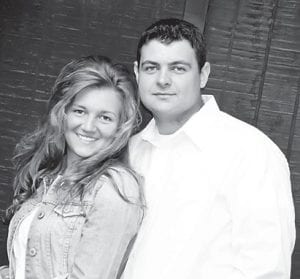 TO WED — Bobby and Debbie Howard announce the forthcoming marriage of their daughter, Gabrielle Howard, to Jonathan Adams, son of Tammy and Steve Cook and Eddie and Paulla Adams of Whitesburg. The wedding will take place at 2 p.m., Saturday, June 18, at the Calvary Temple Church of God. The bride-elect's grandparents are the late Bill and Cinda Howard and Herbert and Pauline Campbell Standifer. The bridegroom-elect is the grandson of Bennett and Brenda Adams, Gertrude Tyree and the late Harrison C. Tyree, and the late Orville Gene Kincer.