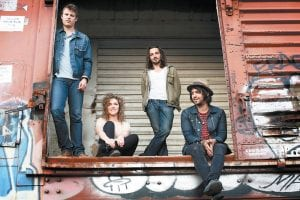 Chicago band Company of Thieves, now touring the U.S. in support of their new album, Running From a Gamble, will headline a concert at Summit City in Whitesburg on Friday night. The show is scheduled to begin at 9 p.m.
