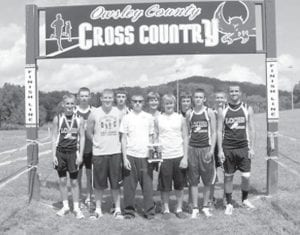 The Letcher County Central High School boys' and girls' cross country teams participated in the Beast of the East Invitational Tournament on Sept. 10. Other high schools in the tourney were Owsley County, Harlan County, Perry County, Knox County, George Rogers Clark, Bryan Station, Bath County, Powell County, Lee County, Clay County, Oneida Baptist, and Jackson. The LCCHS boys' varsity team was runner-up, beating Harlan County by one point. The team was led by sophomore Chase Cates and junior Nick Boggs. The girls' varsity team placed fourth and was led by sophomore Keisha Balthis and senior Freddie Adams. The junior varsity boys' team took first place and was led by junior Anthony Banks. The junior varsity girls' team was runner-up and was led by freshman Enda Lillie and junior Angelina Gose. Foreign exchange student Anna Boor from Germany ran unattached and placed third in the open run. The elementary division runners were fifth grader Ashley Bolling, who placed fourth; seventh grader Amber Bolling, who placed fifth; and second grader Bailey Kincer, who placed 11th.