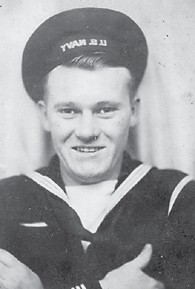 The late Clyde Hatton is pictured in 1944.