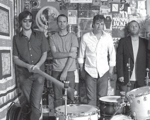 The Muscle Shoals, Alabama band Lauderdale will perform at Summit City in Whitesburg on Friday night.