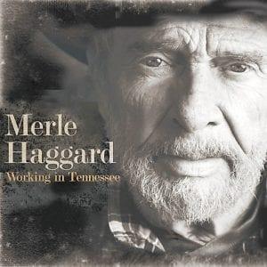 Haggard's new album cover. (AP)