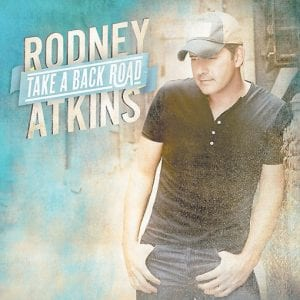 """The latest album release by Rodney Atkins is """"Take a Back Road."""" (AP Photo/Curb Records)"""