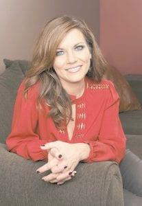 Martina McBride was photographed in Nashville recently. (AP)