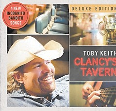 """In this CD cover image released by Show Dog-Universal Music, the latest release by Toby Keith, """"Clancy's Tavern,"""" is shown."""