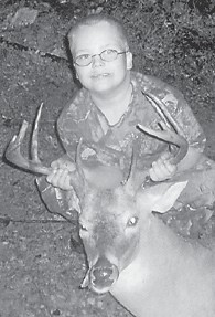 Anthony Jent, 11, killed this 10-point deer which weighed more than 200 pounds while hunting with his father in the Youth Hunt on Oct. 9. He is the son of Suzie and Tony Jent of Colson. His grandparents are Josephine and Jimmy Slone of Colson, and the late Regina and Columbus Jent. He is a sixth-grade student at Beckham Bates Elementary School.
