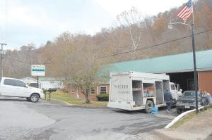 Workers were busy preparing for the transition of a new owner at the RC Plant at Ermine on Nov. 4. The Dr. Pepper Snapple Group recently purchased The Royal Crown Bottling Company of Whitesburg Inc., which has been in business since 1947.