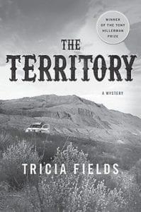 'The Territory' by Minotaur books.