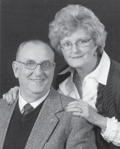 — The family of Kendall and Carol Ison invite all their friends, family and neighbors to join them as they celebrate the Isons' 50th wedding anniversary. The celebration will take place on Sunday, December 18, from 2 to 5 p.m. with a renewal of vows at 2:30 p.m. at the Cowan Community Center on Hwy. 931 S at 81 Sturgill Branch, Whitesburg. For more information, contact Valerie Horn at (606) 634-9468 or Marshall and Elizabeth Ison at (606) 633-8416.