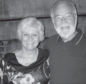 Sherry and Ed Cornett now live in Arizona.