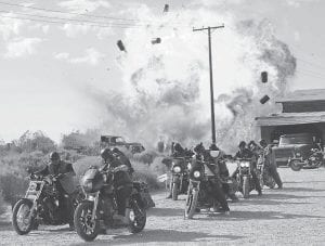 """A scene is shown from the FX series """"Sons of Anarchy."""" (AP Photo/FX)"""