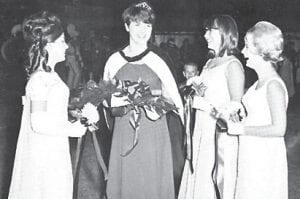 Jenny Bowen elected Homecoming Queeen