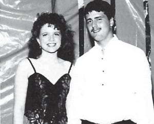 MICHELLE HOLBROOK AND DANNY ADAMS