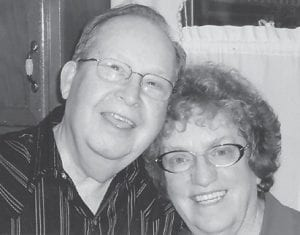 Ronald Vernatter of Somerset and Dorothy Hall of Pikeville will be married February 18 at the Millstone Methodist Church. He is the son of the late Stanley and Bertha Vernatter of Somerset. She is the daughter of the late Acie and Edna Rose of Payne Gap.