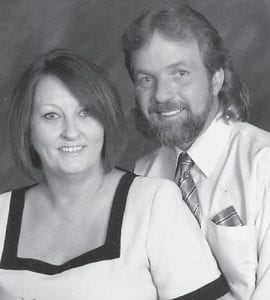 Jean Morgan and Bobbie Arrington Jr. were married February 12 at Calvary Temple Church at Bellcraft. She is the daughter of the late Dixie and Otis Morgan, formerly of Whitesburg. He is the son of Beulah Arrington of Richlands, Va., and the late Bobbie Arrington Sr. The couple reside in Letcher County.