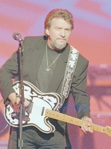 The family of the late Waylon Jennings, pictured above, will soon release songs the country music icon recorded shortly before his death 10 years ago. (AP Photo)