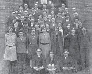 WHS SOPHOMORE CLASS OF 1928