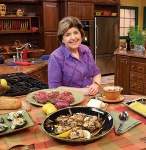 """Chef Mary Ann Esposito is an accom- plished cookbook author and the creator and host of """"Ciao Italia,"""" the longest-running cooking series on television."""