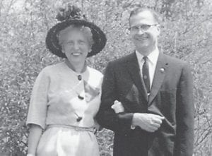 MARY EMMA AND MAURICE LEWIS