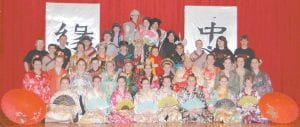 The drama class of Cowan Elementary School will perform 'Mulan Jr.' at 7 p.m. on Friday, March 9, and Saturday, March 10, in the Letcher County Central High School auditorium. Admission is $5. Pictured are (front row, from left) Nicole Cook, Ashley Brown, Ally Hobson, Regan Shepherd, McKinzie Hall, Alexis Tyree, Hannah Campbell, Baleigh Dotson, (second row) Tyler Turner, Ally Shepherd, Jade Bailey, Kendra Adams, Micah Williams, Matthew Baker, Alexis Gibson, Shannon Adams, Casey Jones, Holly Thomas, Maggie Dollarhide, Caitlyn Pack, Ally Baker, (third row) Damen Holbrook, Regan Pack, Haleigh Howard, Jack Madden, Judson Collins, Mykoria Polly, Sara Coots, Peyton Harvey, Autumn Dollarhide, Dylan Caudill, (fourth row) Alex Fields, Zach Raleigh, Cameron Fields, Preston Maggard, Chey Couch, (fifth row) Nick Madden, Simon Robinson, Katie Brown and Zac Jones.
