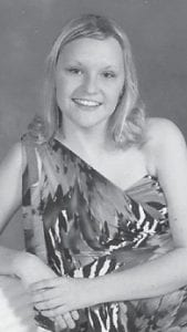 of Eolia turned 20 on March 12. She is the daughter of Geraldine Yeary of Partridge and the late Ray Yeary. She attends Southeast Community College of Cumberland and is married to Donnie Lewis Jr. of Eolia.