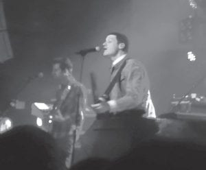 The New Orleans band MuteMath brought a large light show with them for their show at The Orange Peel in Asheville.