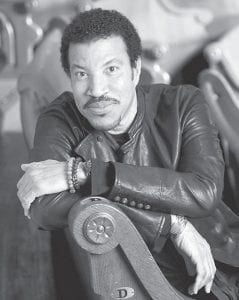 "Singer-songwriter Lionel Richie was photographed recently in Nashville, Tenn. Richie has just released ""Tuskegee,"" a country duets album named for his hometown in Alabama. (AP Photo)"