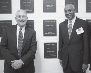 D. CHARLES DIXON and CHARLES REED