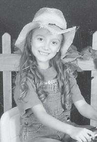 — Madison Mackenzie Fugate is turning six years old today ( Wednesday). She is the daughter of Brittany Gibson of Mayking. Her grandparents are Daldith Gibson and Ken Gibson of Mayking, and her great-grandparents are Sarah Caudill of Mayking and Gertrude and Billy J. Gibson of Knott County.