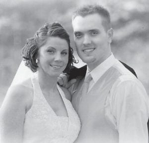 — Misty Walters and Jacob Watts were married April 7 at Pine Mountain Settlement School. She is the daughter of Sheila Halcomb Walters and Dorse 'Frog' Walters, both of Blackey. He is the son of Terra Weddington and Tim Watts, both of Hazard.