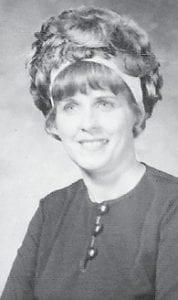 JOYCE ANN COLLINS