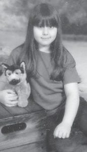 Kristina Profitt will be 11 years old on May 11. She is the daughter of David and Regena Profitt of Winchester. Her grandparents are Freddy and Nancy Campbell of Winchester, and Darrell and Janice Profitt of Camp Branch.