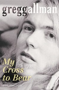 """The cover of """"My Cross to Bear,"""" by Gregg Allman with Alan Light, is shown. (AP/ William Morrow)"""