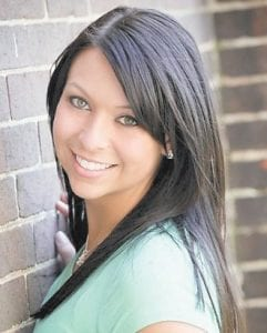 — Brittany Terry, 22, of Thornton will be vying for the title of Kentucky Mountain Laurel Festival Queen this weekend in Pineville. The festival is one of Kentucky's oldest. It was established in 1931 by Annie Walker Burns to honor her famous ancestor, pioneer explorer Dr. Thomas Walker. Miss Terry was chosen to represent Somerset Community College, where she is in the physical therapist assistant program.