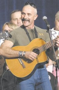 Aaron Tippin will perform in Whitesburg in September. (AP)